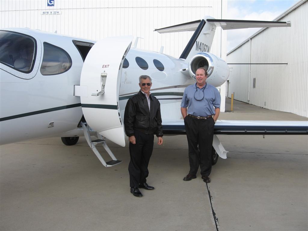 AVSIG: Cessna Mustang demo